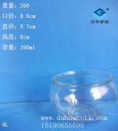 390ml迷你玻璃鱼缸