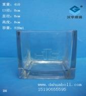300ml玻璃方钢
